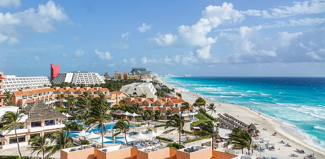 Cheap flights deals to Cancun, Mexico