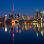 Vancouver to Toronto, Canada, cheap flights deals