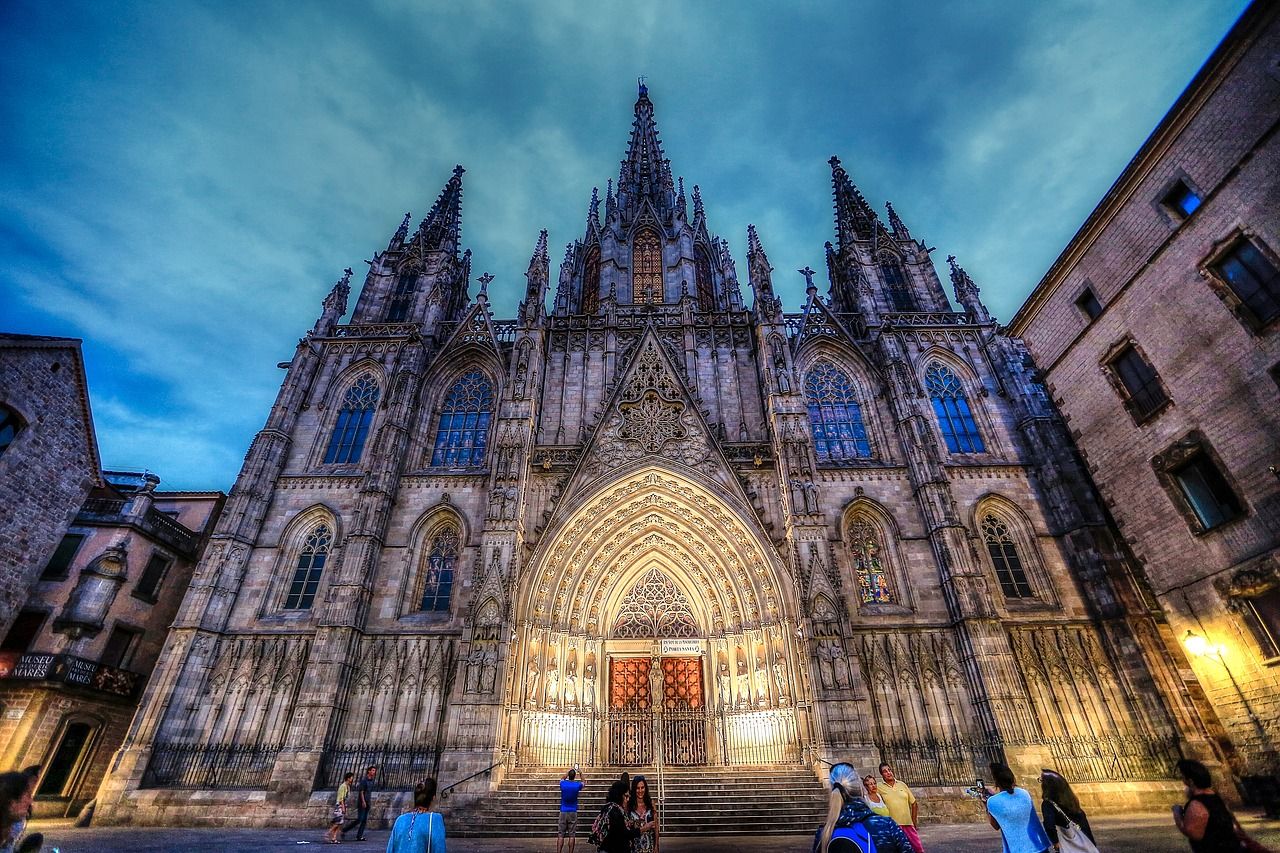 cheap flight deals from Vancouver to Barcelona, Spain
