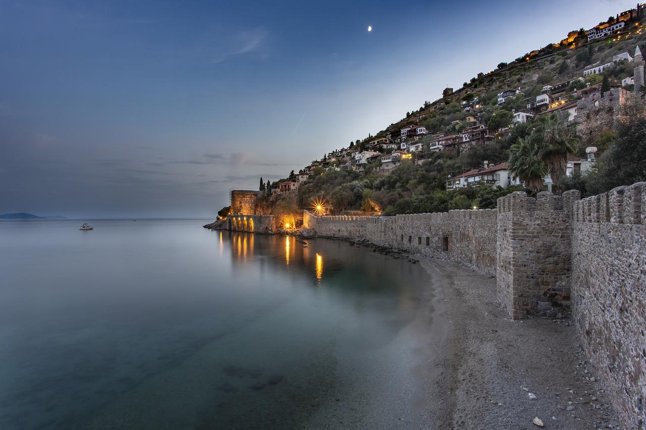 cheap flights deals to Antalya, Turkey