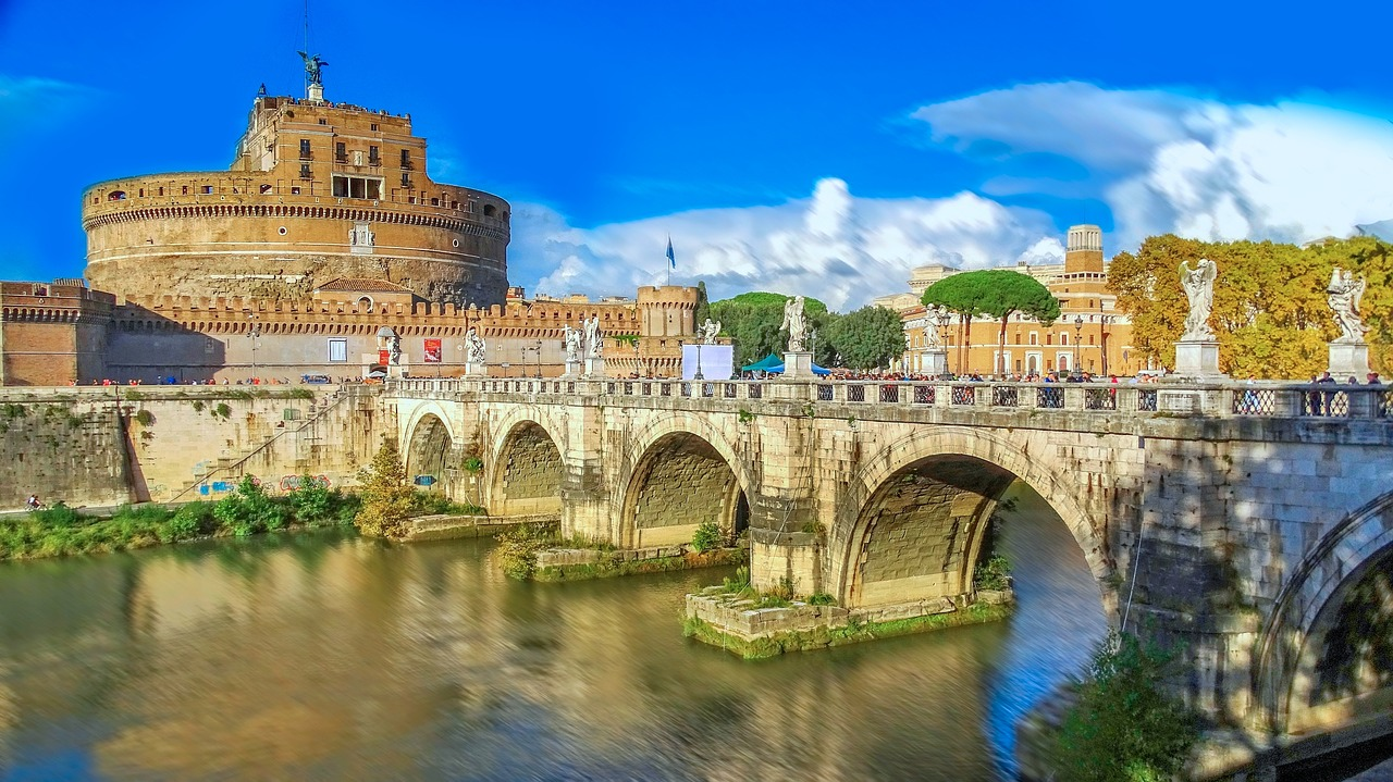 cheap flights deals to Rome, Italy