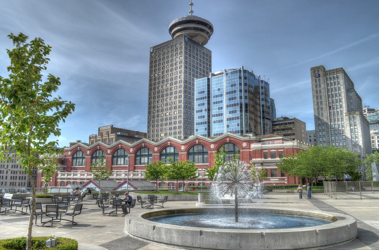 Cheap flights deals to Vancouver, Canada